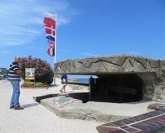 Juno Beach Canadian Sector Malcolm Clough