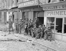Liberation of Caen