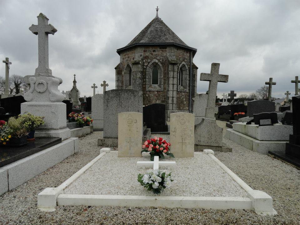 Memorial Britannique, St. Anne - Romagne, Graves