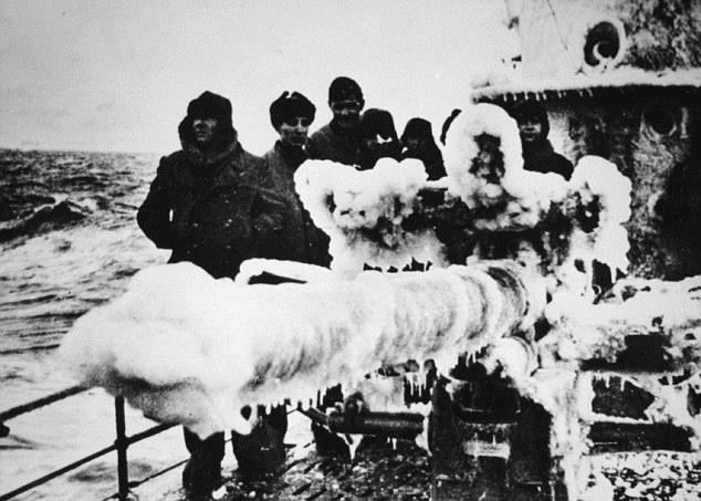 On the arctic convoys