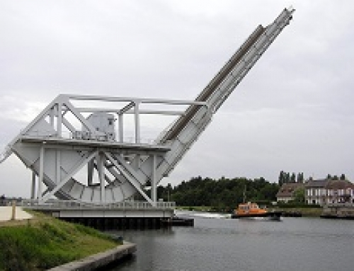Video: 360 degree panorama from the Pegasus Bridge