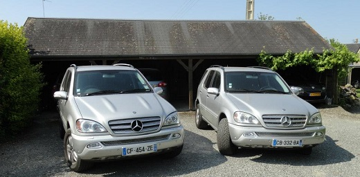 D Day Tours transport is in comfortable 4 x 4 vehicles.