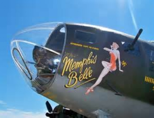 Memphis Belle completes its full tour. 70 years ago today.