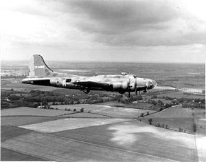 Memphis Belle in 1943