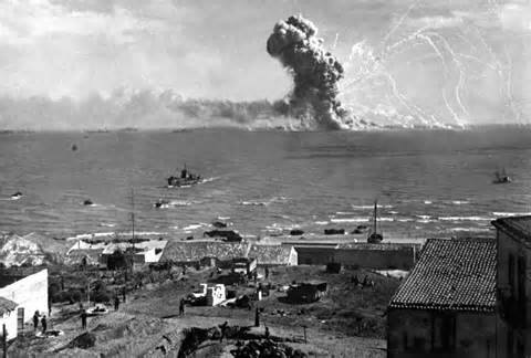 Operation Husky, Sicily. 70 year Anniversary