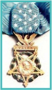 Omaha Beach, US cemeterey Medal Of Honor. Malcolm Clough