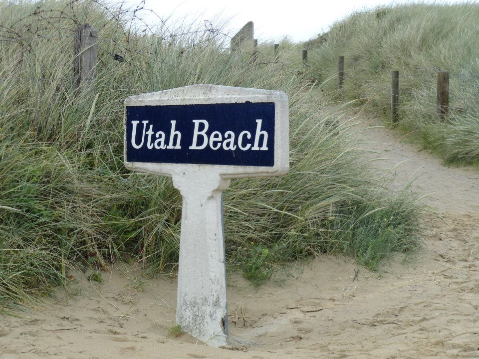 UTAH Beach D Day Landings