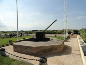 Utah Beach Malcolm Clough Anti Tank Gun