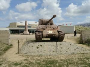 Sherman Tank D Day Malcolm Clough