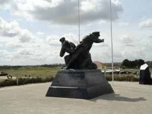 D Day Tours Malcolm Clough Utah Beach US Navy Memorial