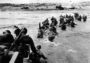 US Infantry Utah Beach Malcolm Clough