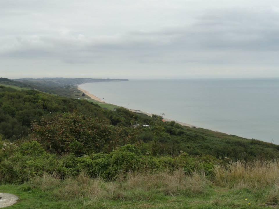 A localiser SVP... - Page 6 Omaha-Beach-from-WN60-Today