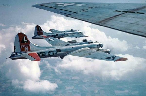 Operation Argument Big Week d day tours Aircraft
