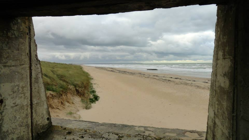 D Day Landings Utah beach Dunes of Varaville Malcolm Clough