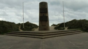 Le Clerc Monument Utah Beach