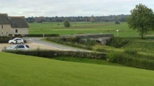 The bridge at La Friere