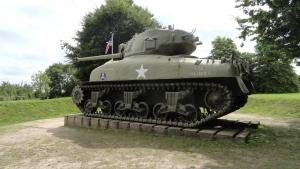 Patton Memorial Lucky Forward