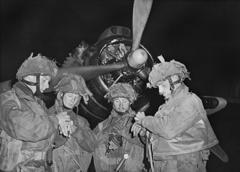 6th Airborne Division D-Day Operation Tonga