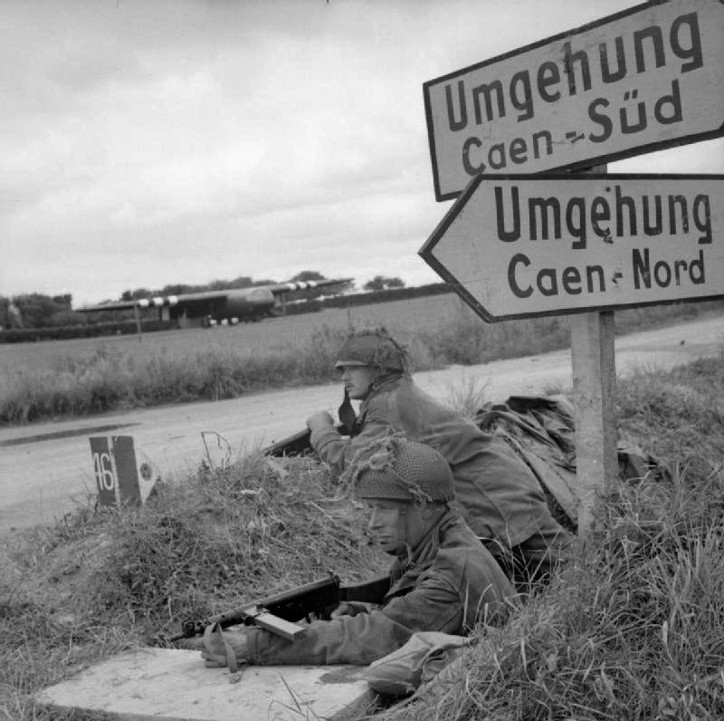 6th Airborne Division Normandy 1944