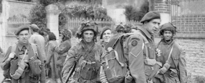 6th Airborne Division D Day