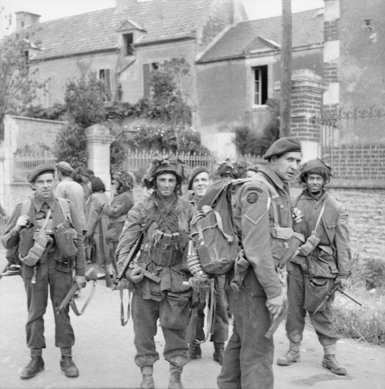 6th Airborne Division: The Actions and Outcomes of Operations. Part 6.