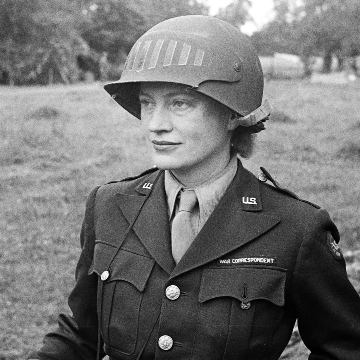 Lee Miller, US Forces War Correspondent
