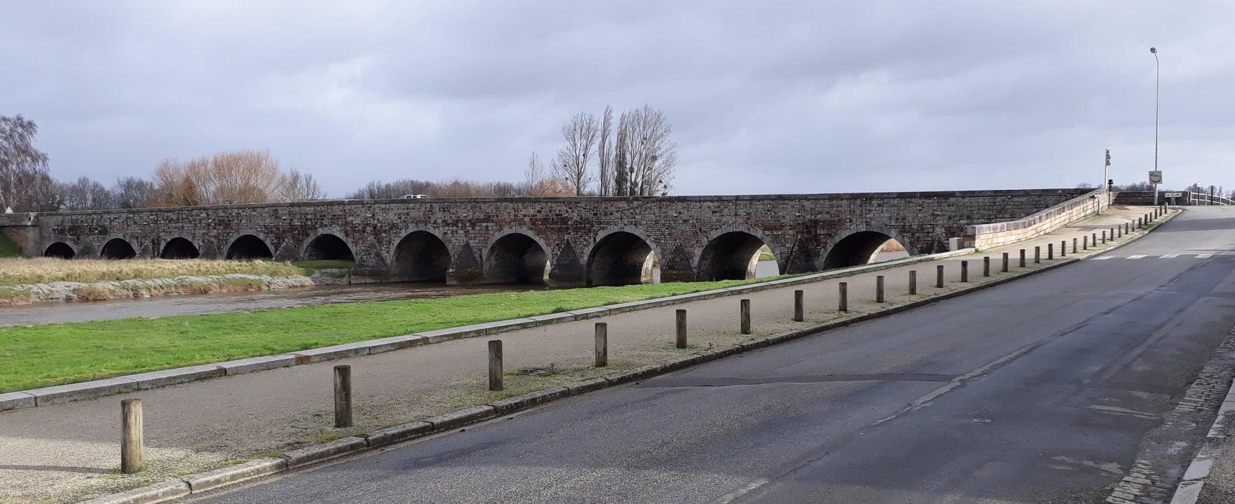 Selune Road Bridge