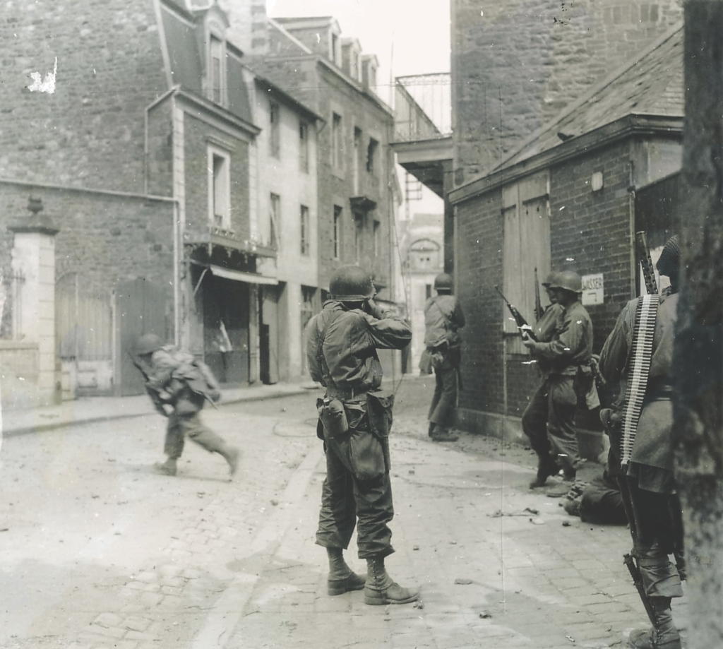 Battle of Saint Malo 1944